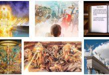 Apocalipsis Bíblico Del Nuevo Testamento Fin Del Mundo